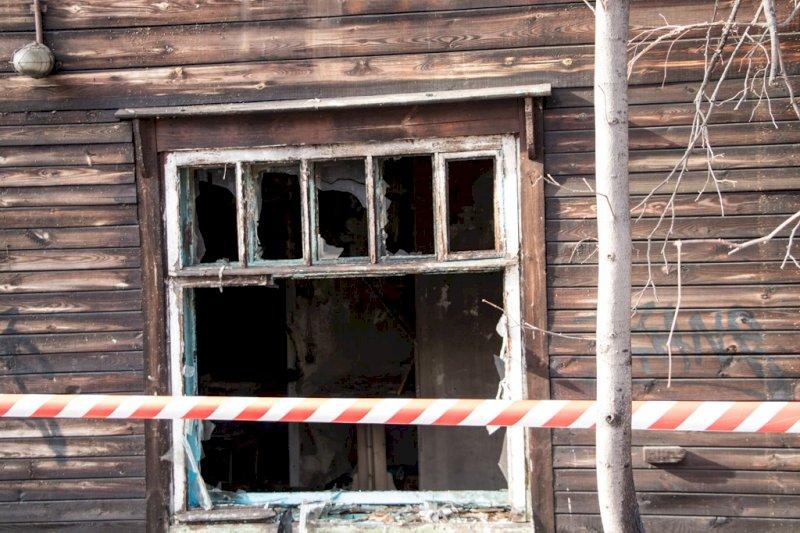 Ветхие екатеринбургские бараки будут охранять от пироманов с помощью видеокамер