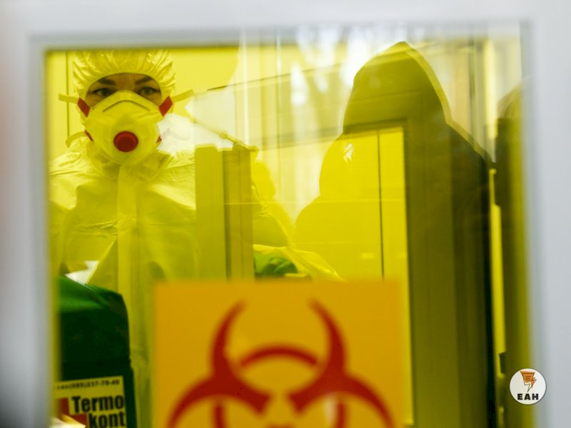 На Среднем Урале 389 новых случаев коронавируса