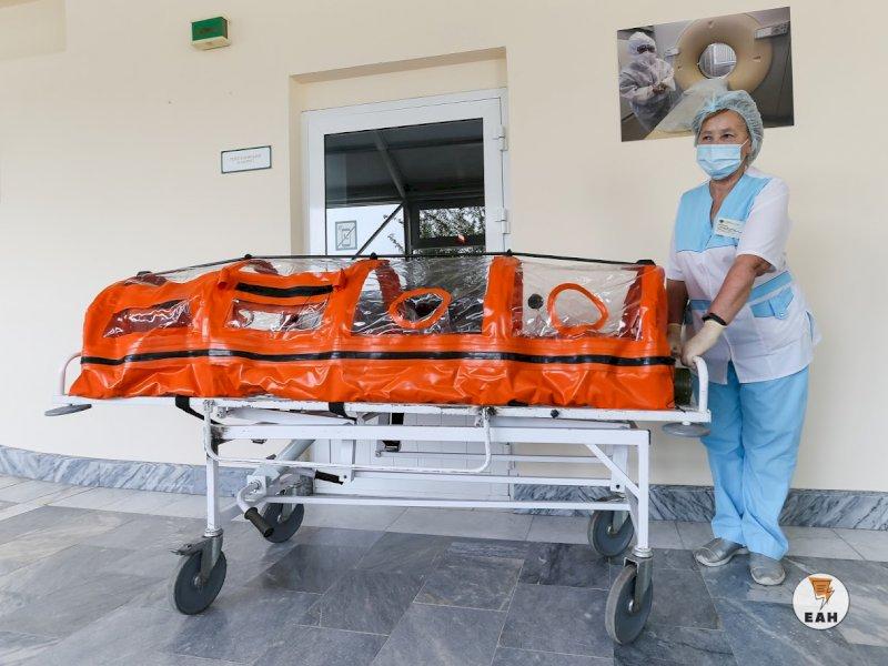 В Свердловской области зафиксирован рекорд смертности от коронавируса