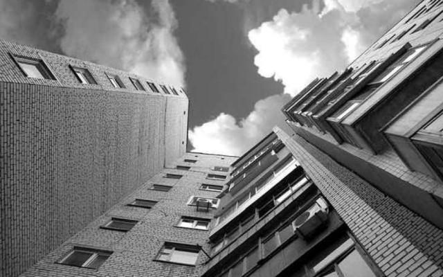 Екатеринбуржец выжил после падения с12 этажа