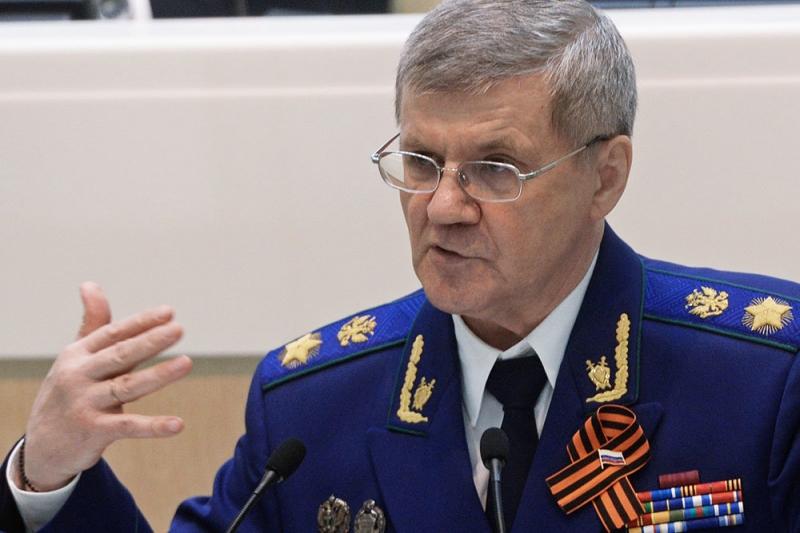 Генеральный прокурор РФвстретится сКуйвашевым тет-а-тет