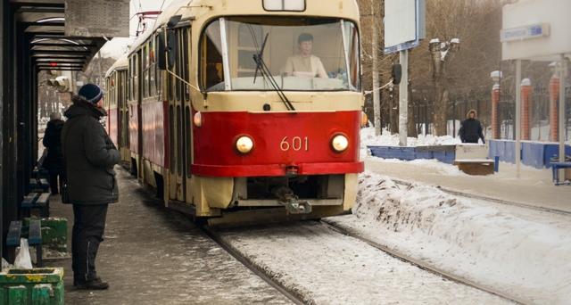 ВЧелябинске преподаватель забыл втрамвае 6-летнего ребенка