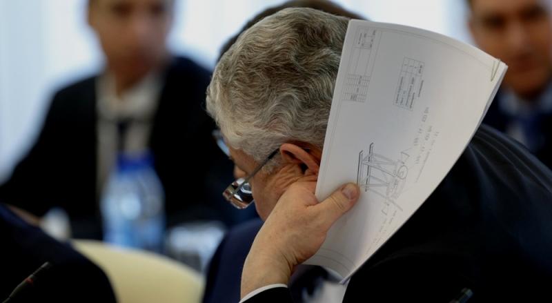 ВЕкатеринбург приехали руководителя городов совсей Свердловской области: план работ