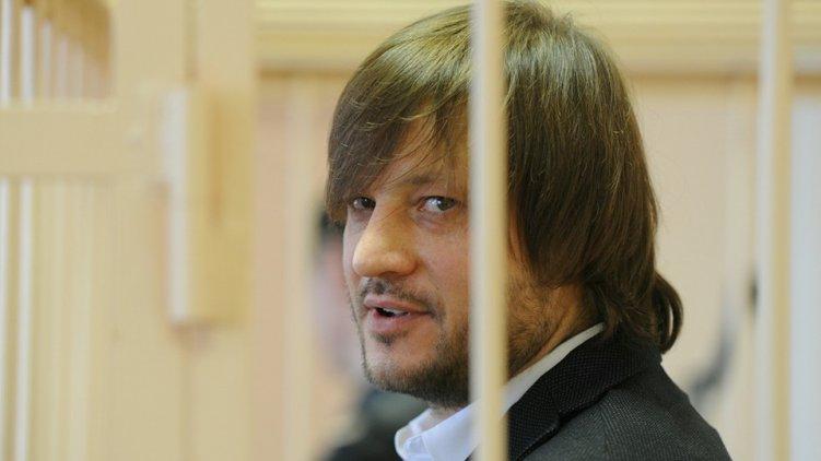 Сандаков вышел насвободу Сегодня в10:43