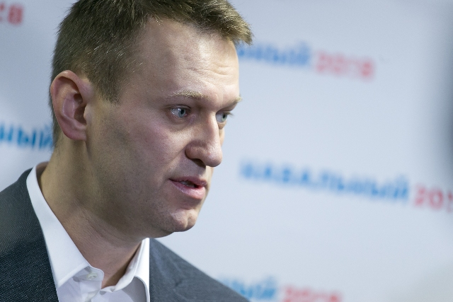 Накоординатора штаба Алексея Навального вЧелябинске завели дело за нелегальный митинг