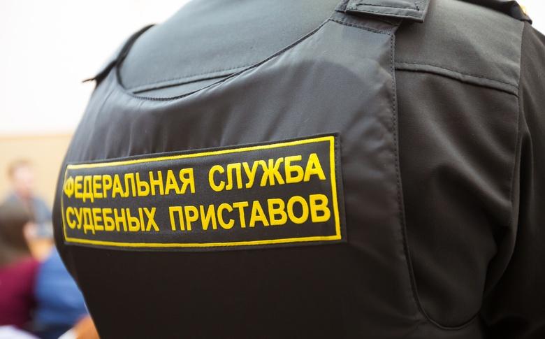 ВВерхней Пышме приставы арестовали трансформатор
