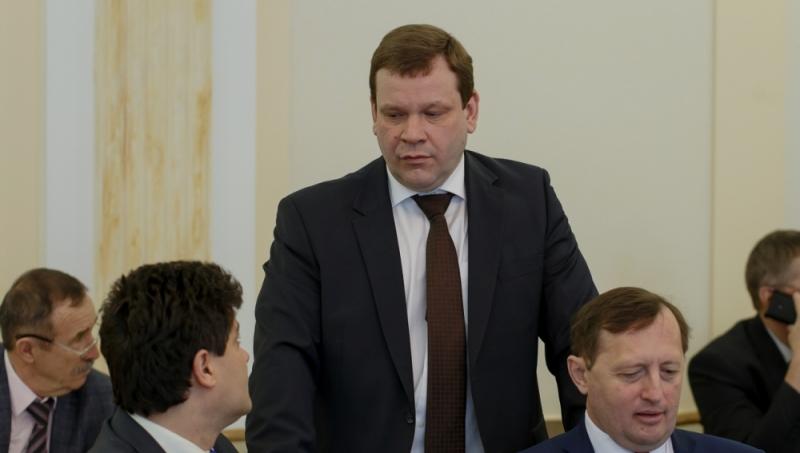 Министр экономики Свердловской области переходит наработу вадминистрацию Екатеринбурга