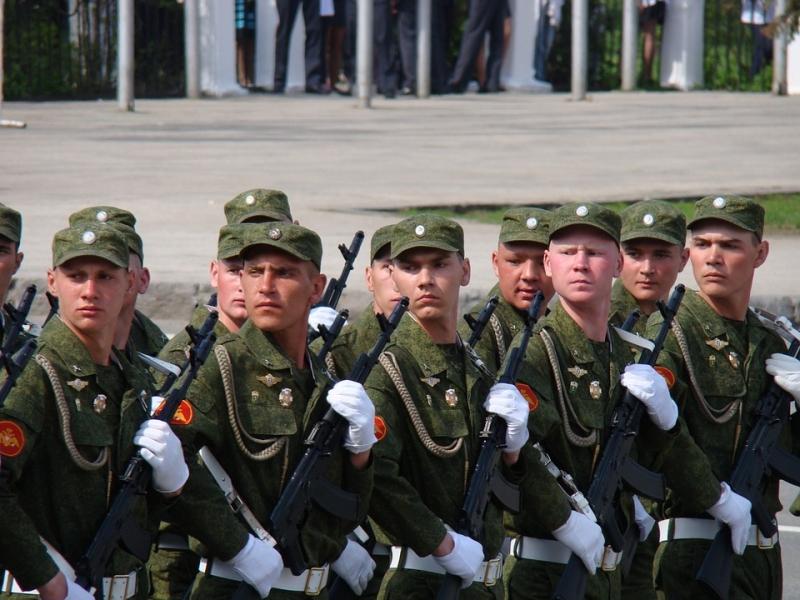 Центр Екатеринбурга перекроют всвязи срепетицией парада Победы