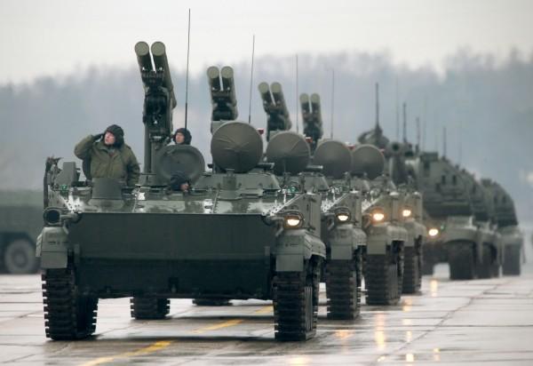 Военные расходы вмире увеличились втечении следующего года — Доклад