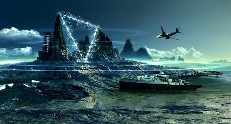ВБермудском треугольнике пропал самолет