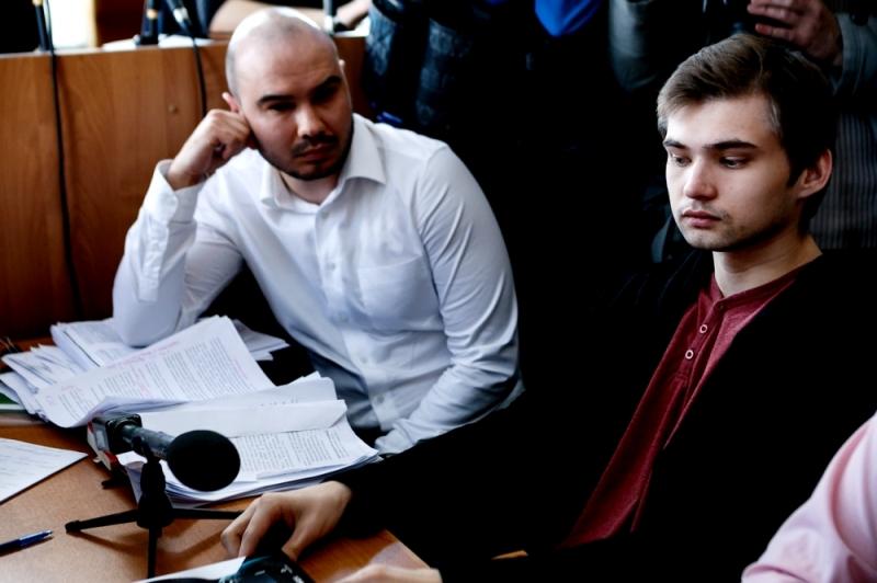 Председатель Верх-Исетского суда сделал объявление о вердикте блогеру Соколовскому