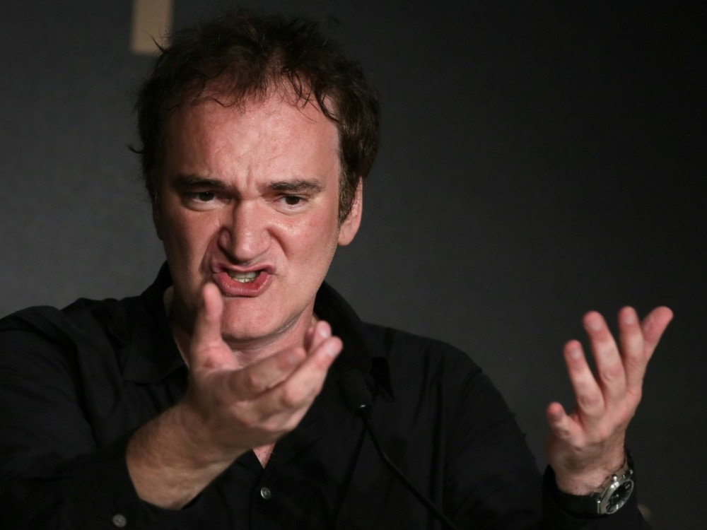 quentin tarantino and racial barriers essay Director quentin tarantino poses at a press line for his new film, the hateful eight, during the 2015 comic-con international convention in san diego, calif, july 11, 2015.