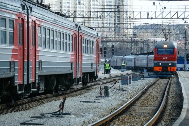 ВЗауралье пенсионерка угодила под поезд