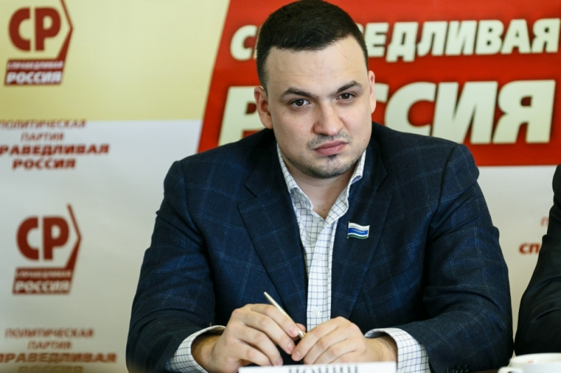 «Справедливая Россия» выдвинула депутата Ионина навыборы свердловского губернатора