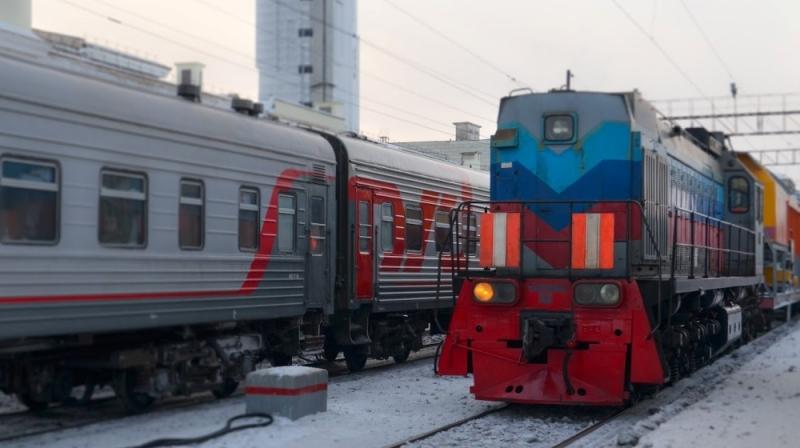 Под Каменском-Уральским 25-летний парень умер под колёсами грузового поезда