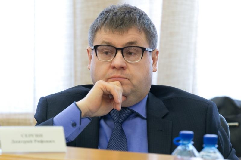 Евгений Куйвешев получил свидетельство кандидата вгубернаторы