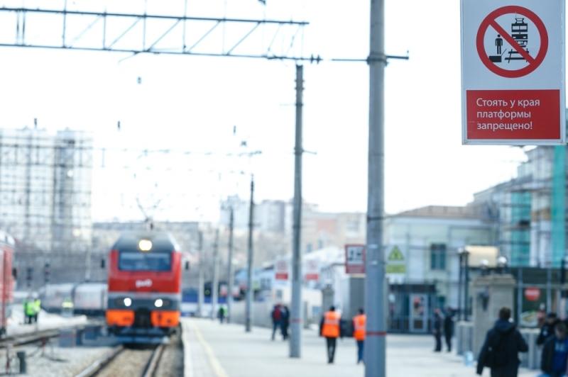 Впоселке Винзили Тюменской области женщина угодила под грузовой поезд