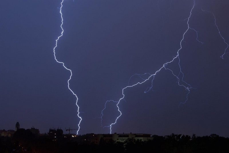 С17 по19июня вСвердловской области будет действовать штормовое предупреждение