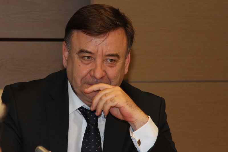 Свердловский избирком зарегистрировал кандидата вгубернаторы отпартии «Народ против коррупции»