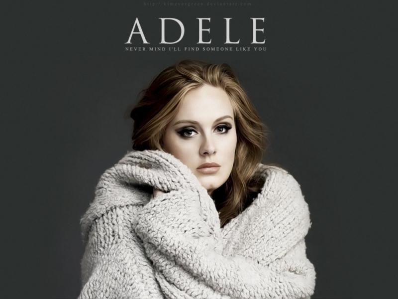 Эстрадная певица Адель сообщила, что может закончить гастрольную деятельность