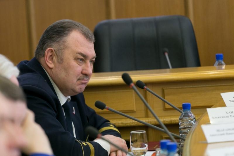 Косарев сделал объявление одосрочной отставке споста ректора Горного университета