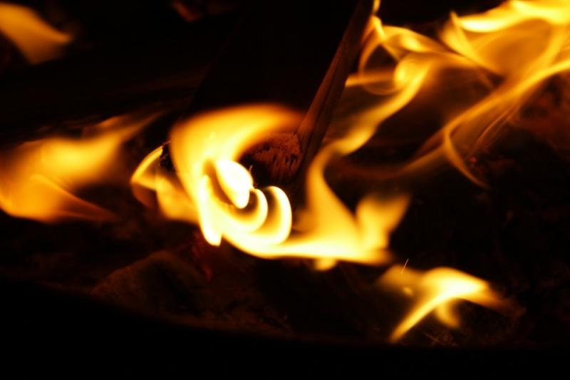 ВЧелябинске зажегся цех электро-металлургического завода