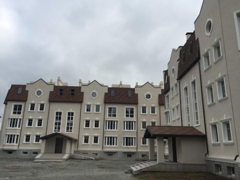 Многоквартирный дом в«Бухте Квинс» сдадут осенью этого 2017