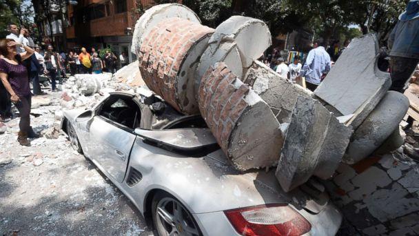 Число погибших при землетрясении в Мексике увеличилось до 226 человек