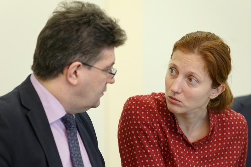 Секретарь свердловского губернатора Мария Картуз покинула собственный пост