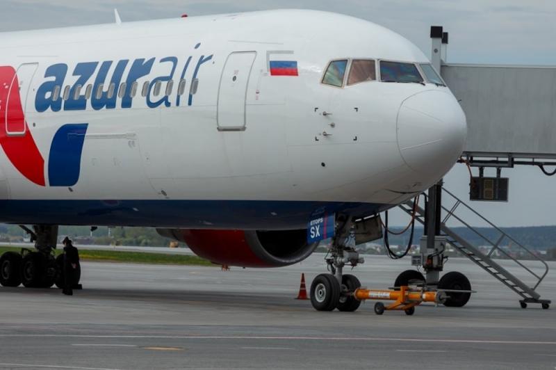 ВКольцово на7 часов схвачен рейс доКитая