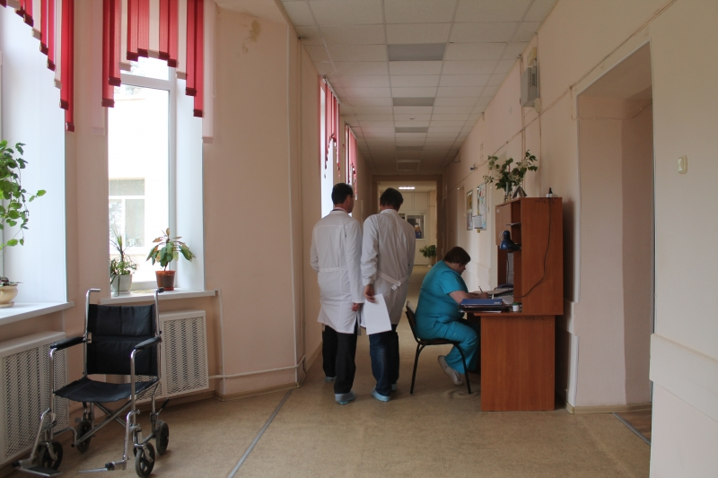 ВРоссии стали меньше давать взятки врачам