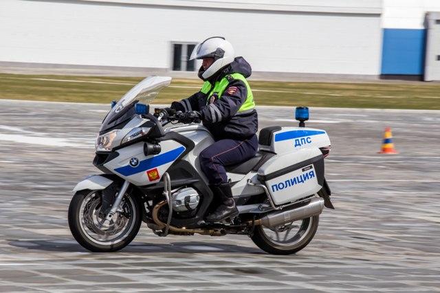 ВЕкатеринбурге мотопатруль ГИБДД выявил 840 нарушений за 5 месяцев