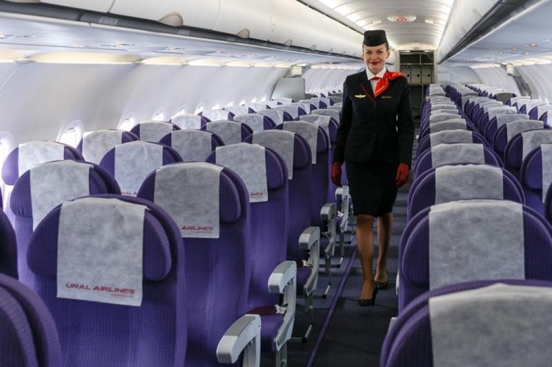 «Уральские авиалинии» возобновят полёты вКрасноярск