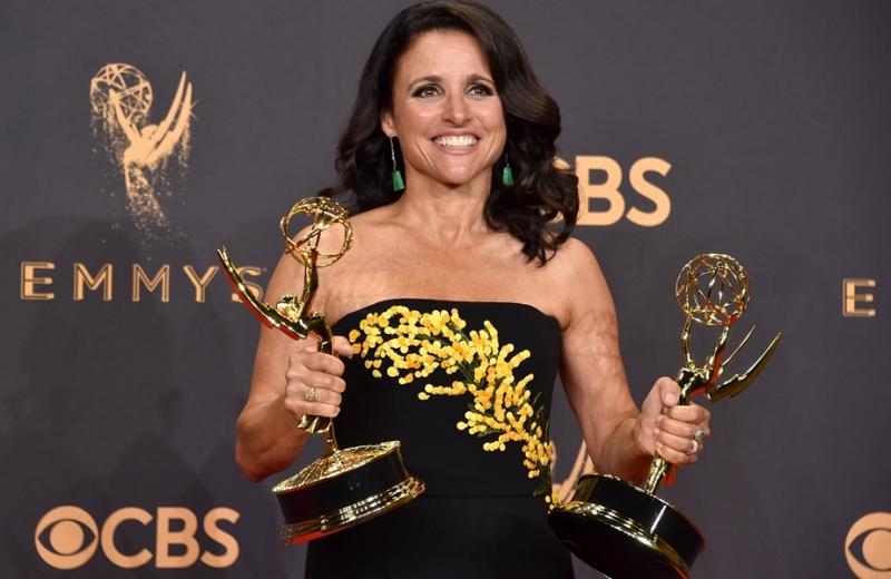 Обладательница 11 «Эмми» Джулия Луис-Дрейфус сообщила, что унее рак груди