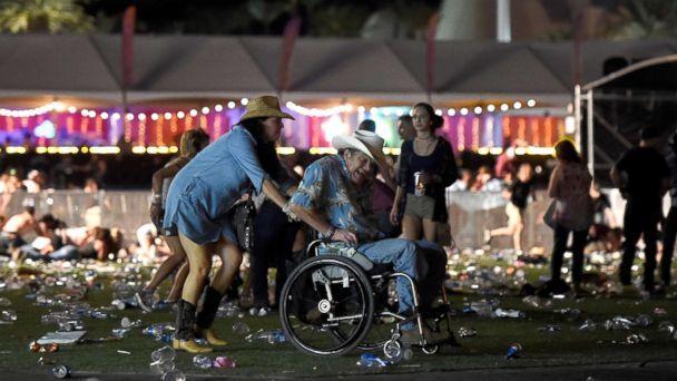 Число жертв  выросло до  50 человек— Стрельба вЛас-Вегасе