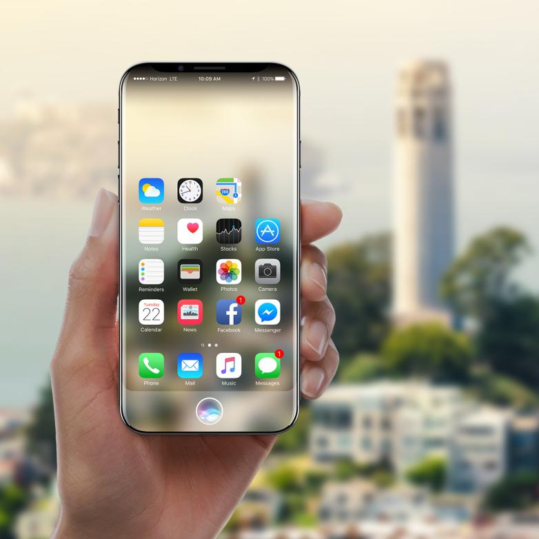 Продажи iPhone 8 в России не превышают спрос на прежнюю модель