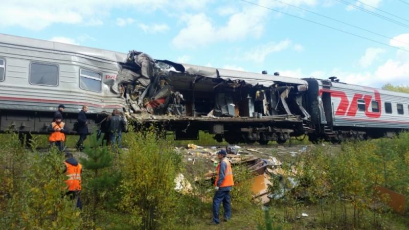 Жительница Озерска, пострадавшая в трагедии споездом вХМАО, скончалась
