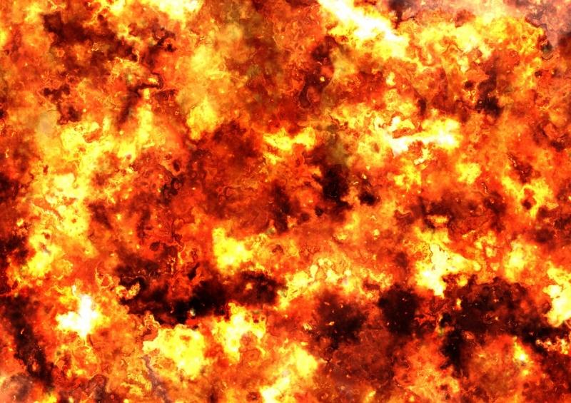 ВПермском крае взорвался дом