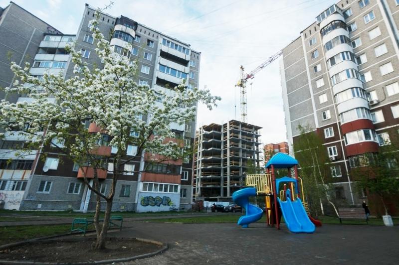 Однокомнатные квартиры вЕкатеринбурге вIII квартале упали вцене на1,9%