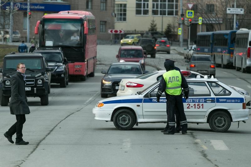 ВЕкатеринбурге установят 22 объекта фотовидеофиксации нарушений