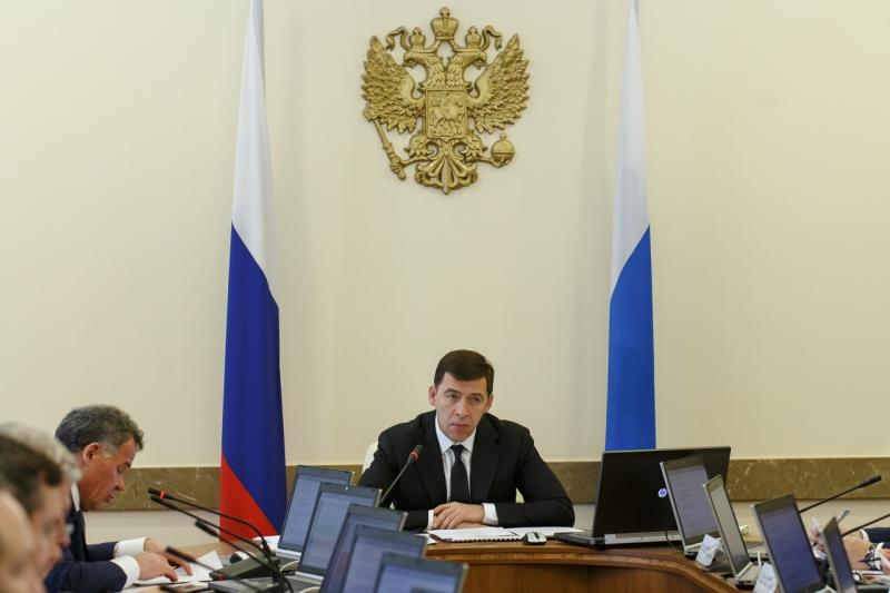 Надолжности министров вСвердловской области претендуют 38 человек