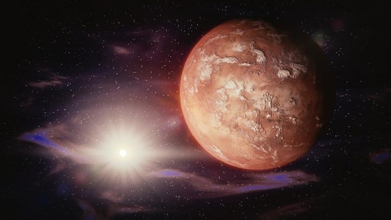 Известный уфолог нашел наМарсе живое таинственное существо