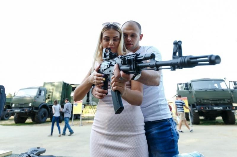 Ради ЧМ-2018 свердловчанам надва месяца категорически запретят носить оружие