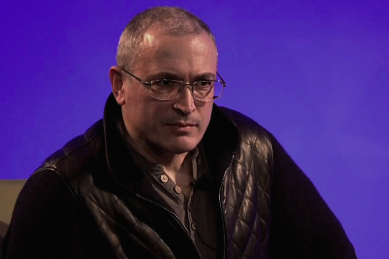 Михаил Ходорковский зарегистрировал вЭстонии русскоязычное интернет