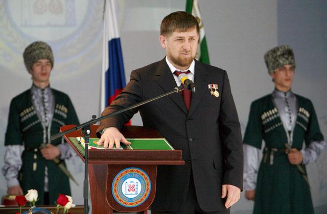 Кадыров объявил, что думает оботставке— настало время перемен
