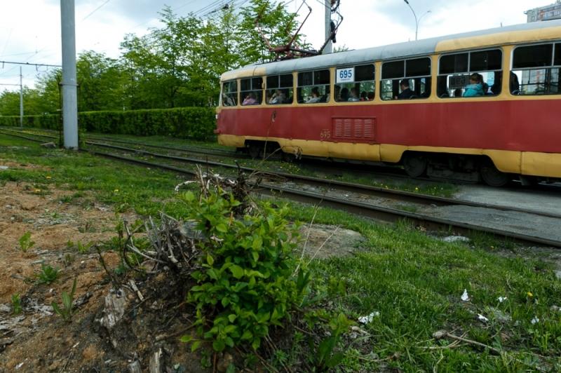 С1декабря трамваи пойдут поМакаровскому мосту вобе стороны