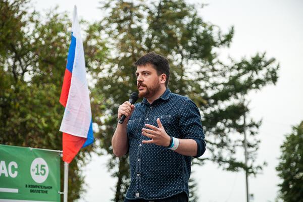 Директор штаба Навального арестован на30 суток вНижнем Новгороде