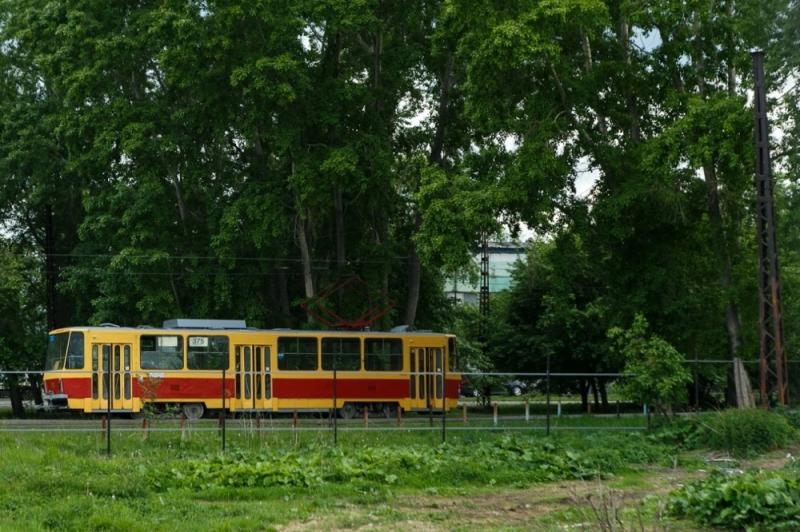 Трамвайное управление Екатеринбурга оштрафовали за преступную рекламу