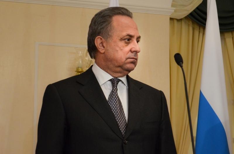 Вице-премьер Виталий Мутко объявил, что готов влюбой момент уйти вотставку