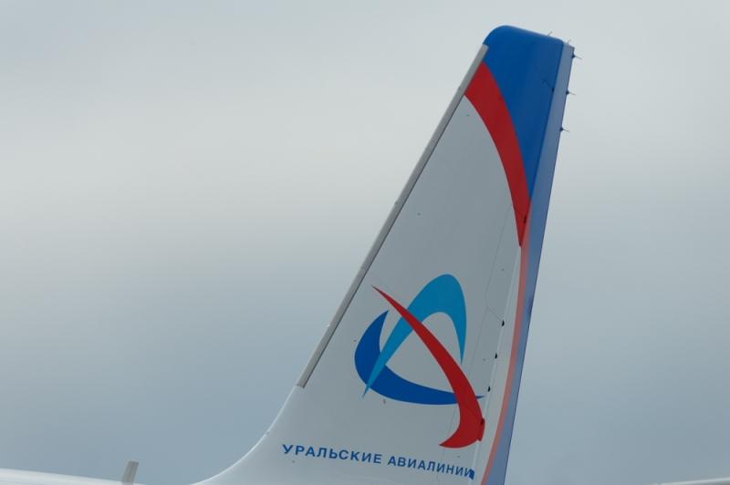 Самолет «Уральских авиалиний» вернулся ваэропорт Санкт-Петербурга из-за показаний одного изиндикаторов